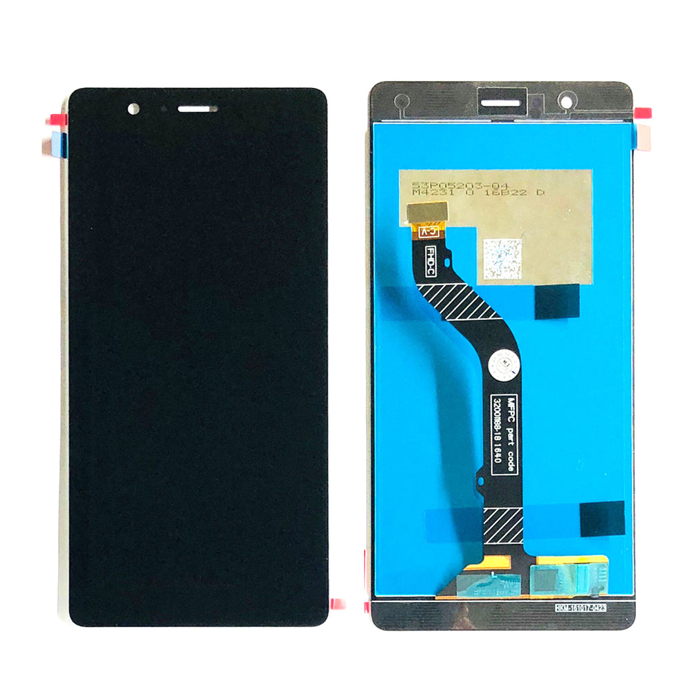 LCD Screen Touch Digitizer With Out Frame For Huawei P9 Lite (black)