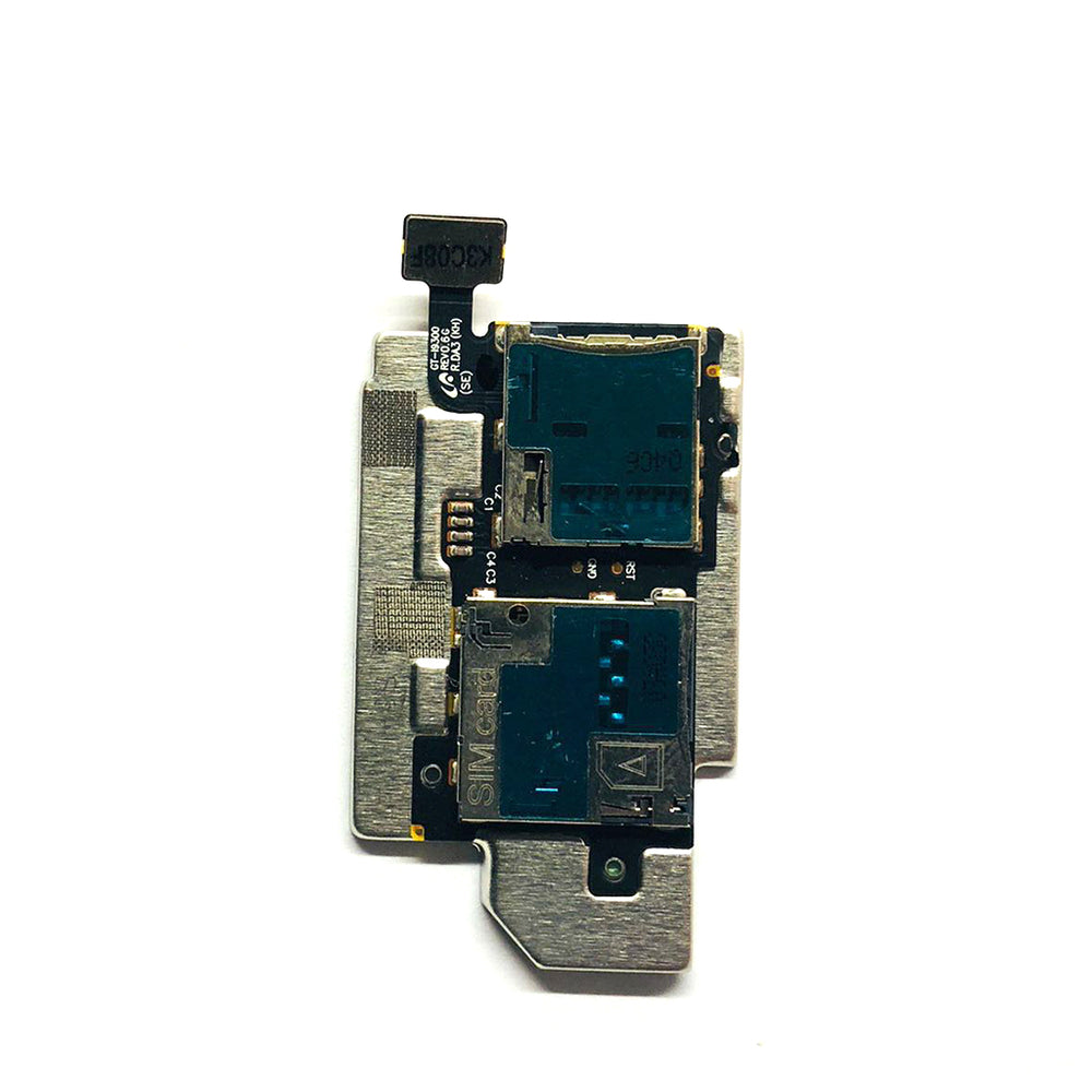 Sim Tray SD Card Reader For Samsung Galaxy S3 (I747)
