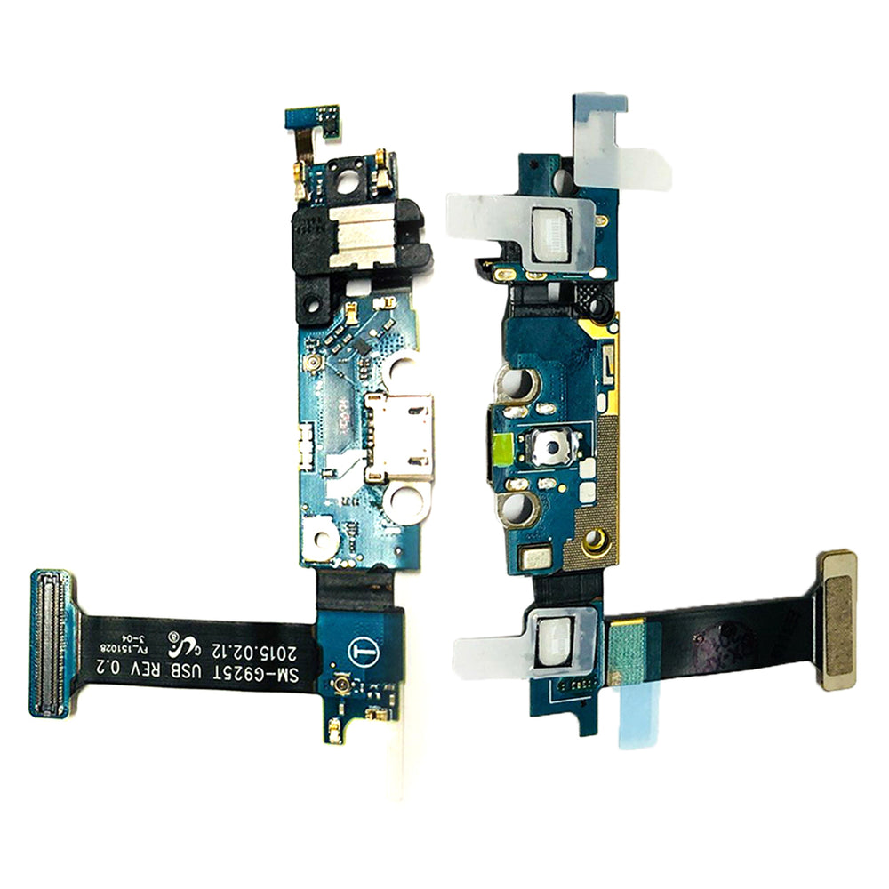 Charging Port Flex Cable For Samsung Galaxy S6 Edge (G925T) (T-Mobile)