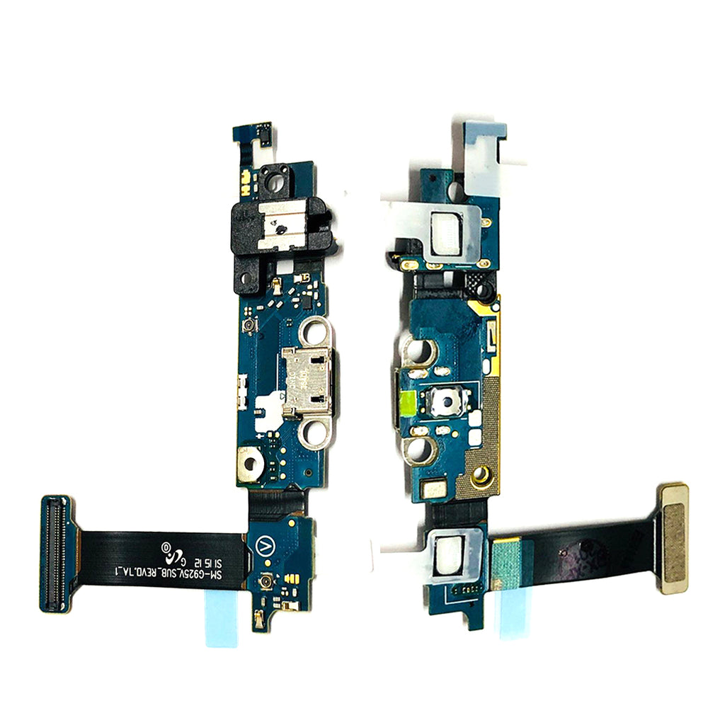 Charging Port Flex Cable For Samsung Galaxy S6 Edge (G925V) (Verizon)