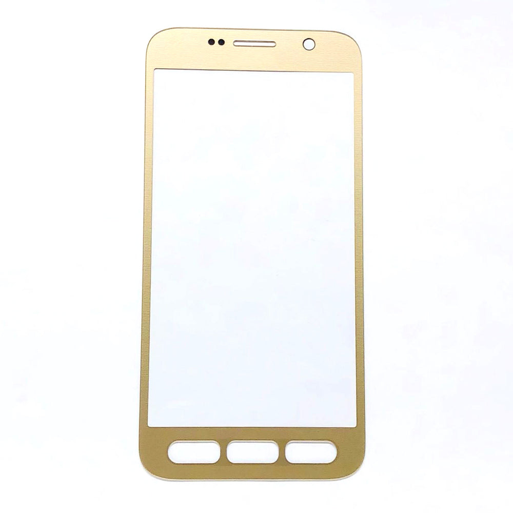 Replacement Part For Samsung Galaxy S7 Active Lens(Gold)