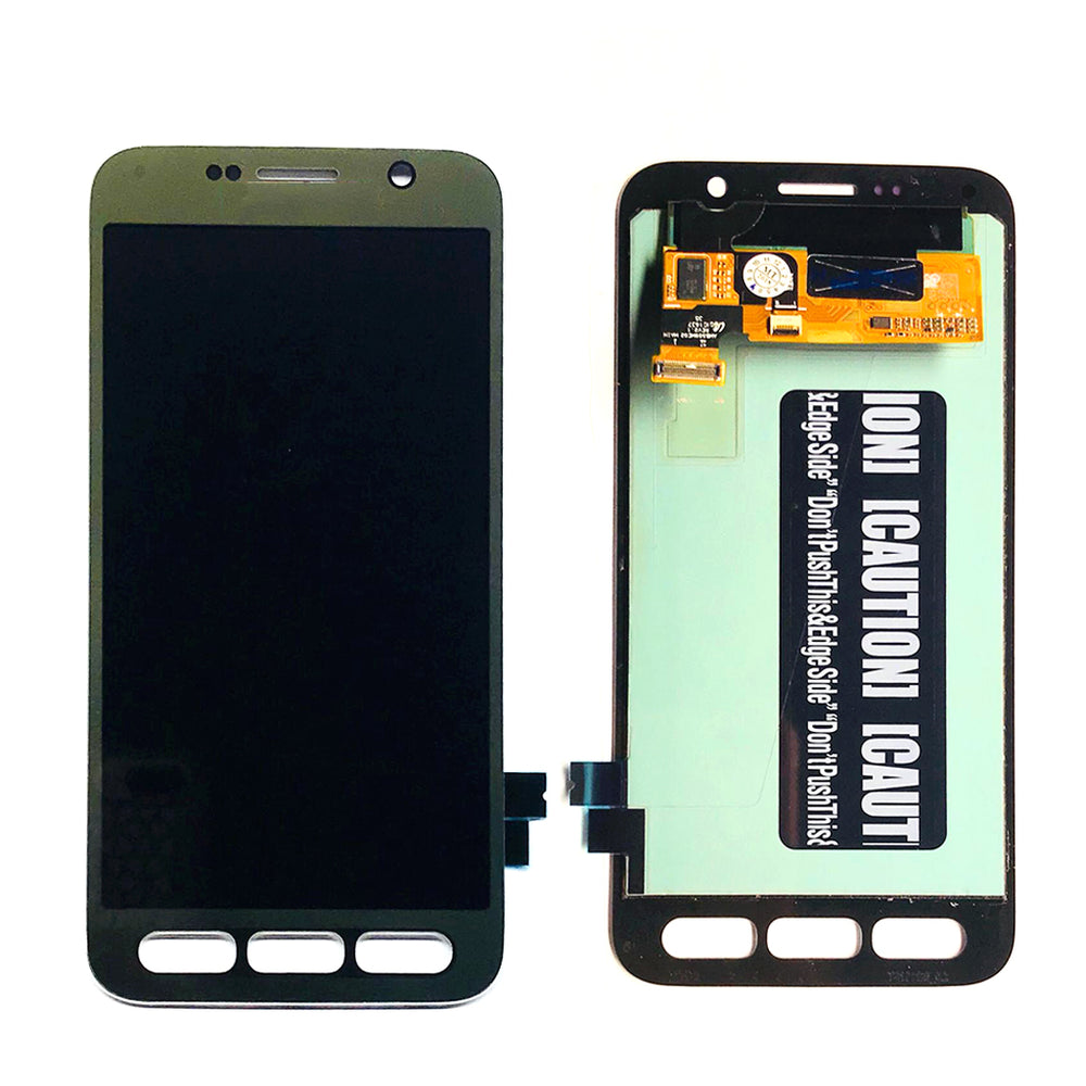 LCD Screen Touch Digitizer With Out Frame For Samsung Galaxy S7 Active (G891) (Green)