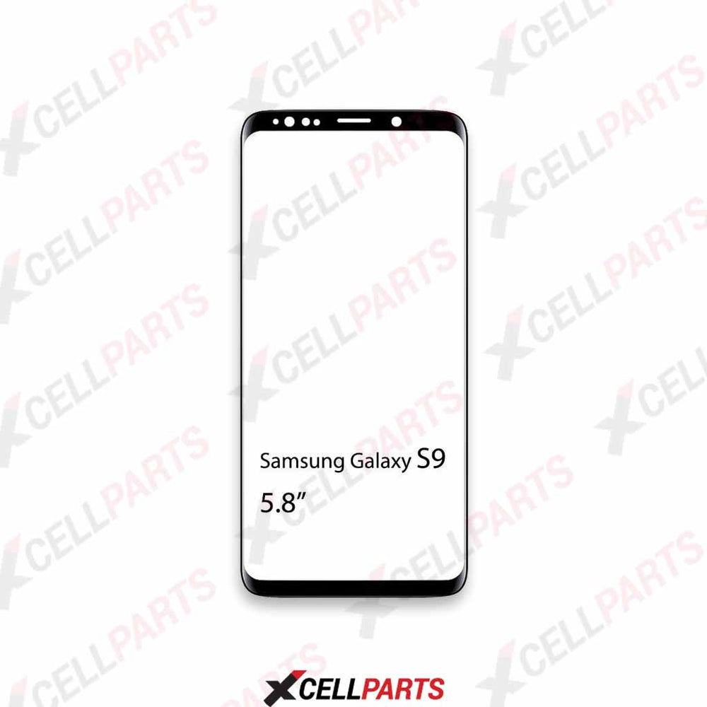 Front Screen Glass Lens For Samsung Galaxy S9