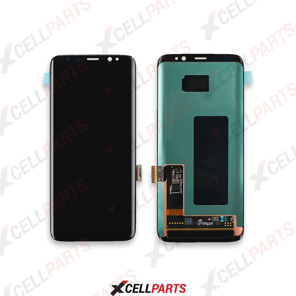 LCD Assembly Without Frame For Samsung Galaxy S8 (Black)