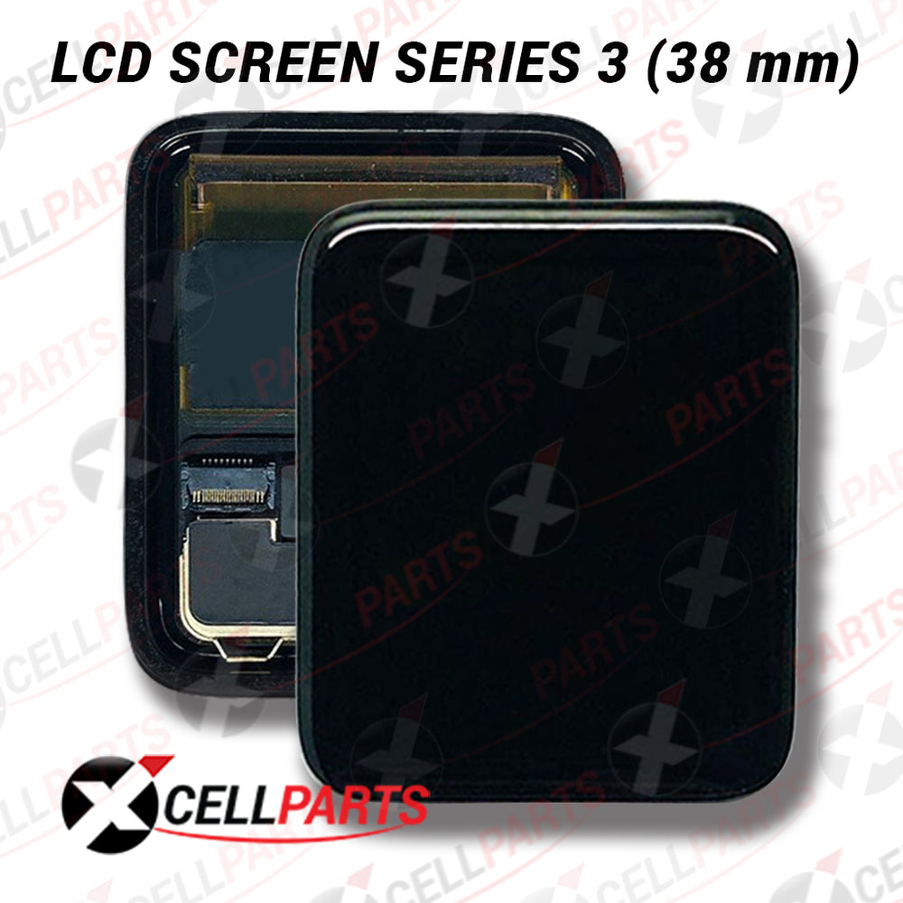 LCD Screen Touch Digitizer For Apple iWatch Series 3 (38 MM) (GPS Version)