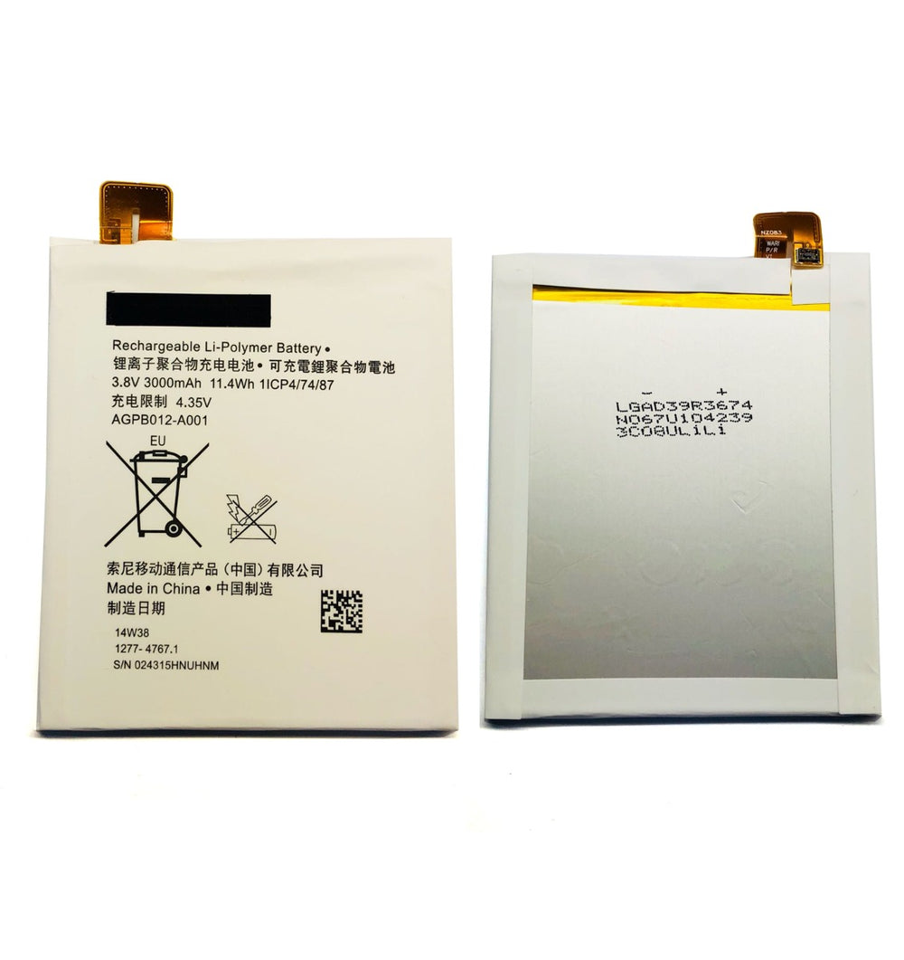 Battery For Sony Xperia T2 Ultra