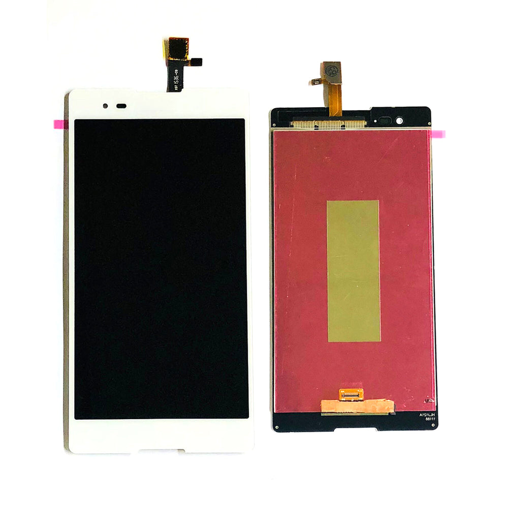 LCD Screen Touch Digitizer With Out Frame Sony Xperia T2 Ultra XM50h (D5303-06-22) (White)