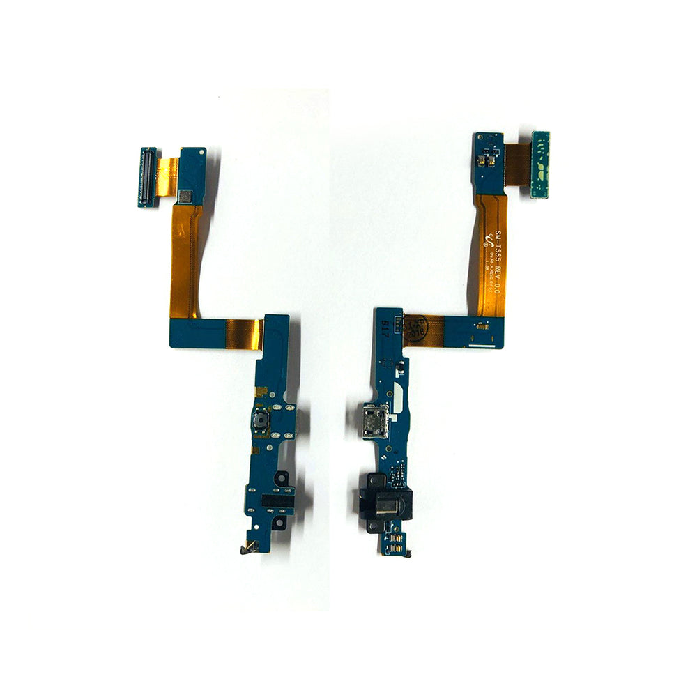 Charging Port Flex Cable With Head Phone Jack For Samsung Galaxy Tab A 9.7 (T550)