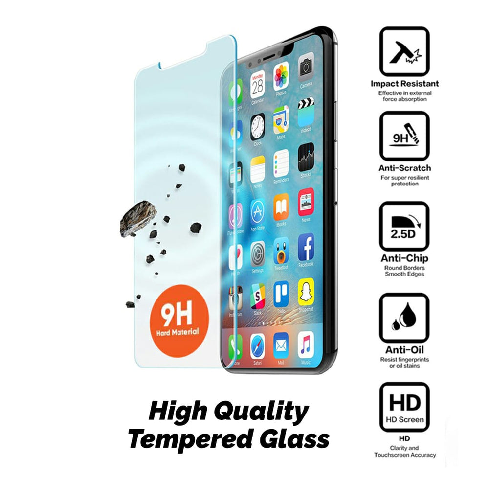 Tempered Glass Screen Protector For iPad 5