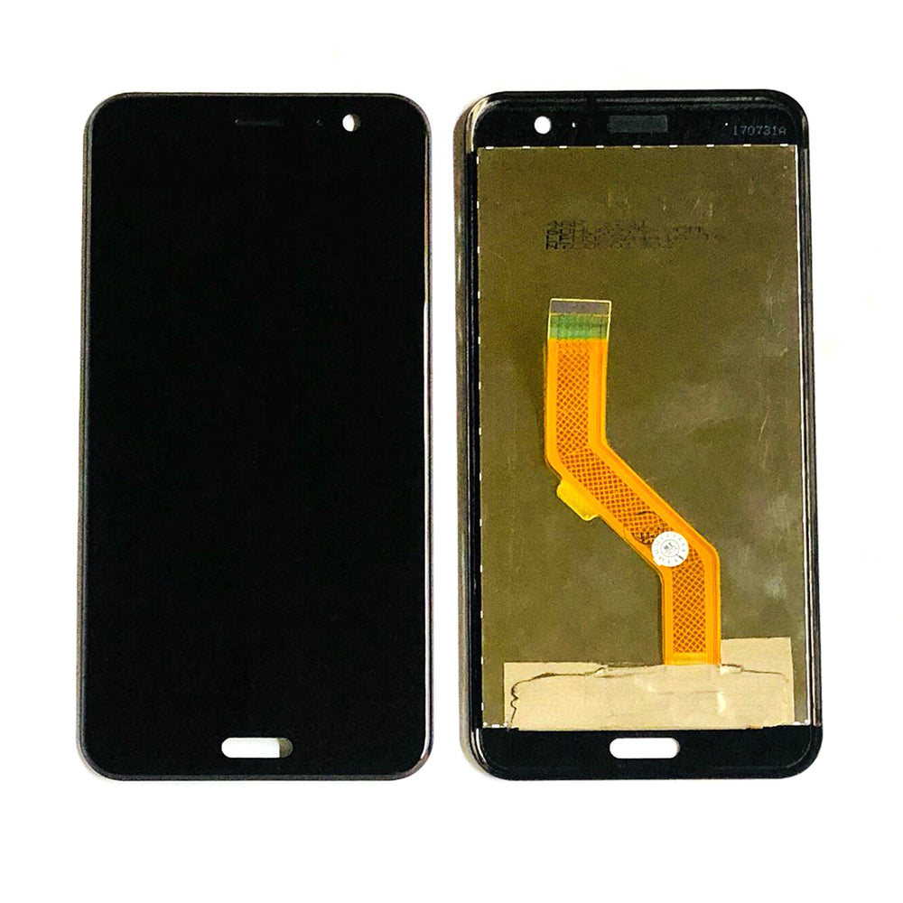 LCD Screen Touch Digitizer With Out Frame For HTC U11 (Black)