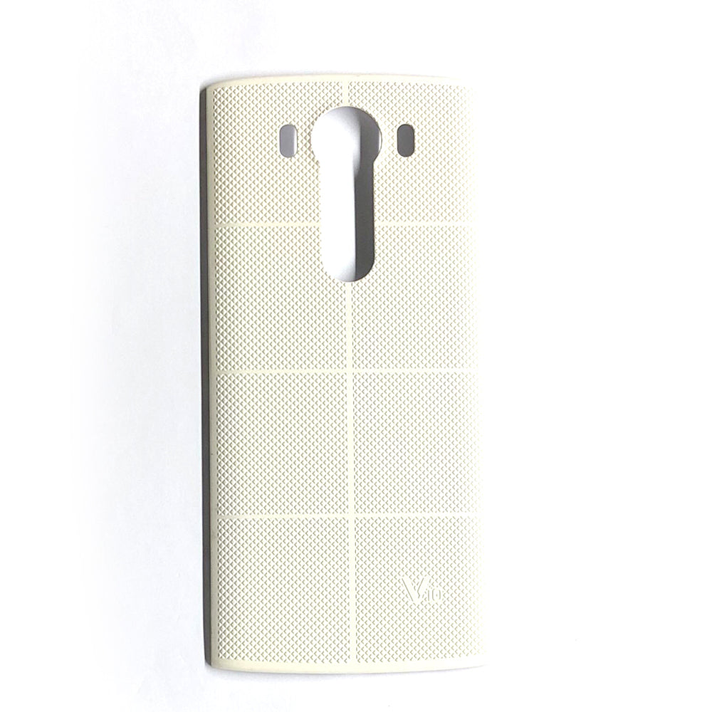 Back Door For LG V10 (White)