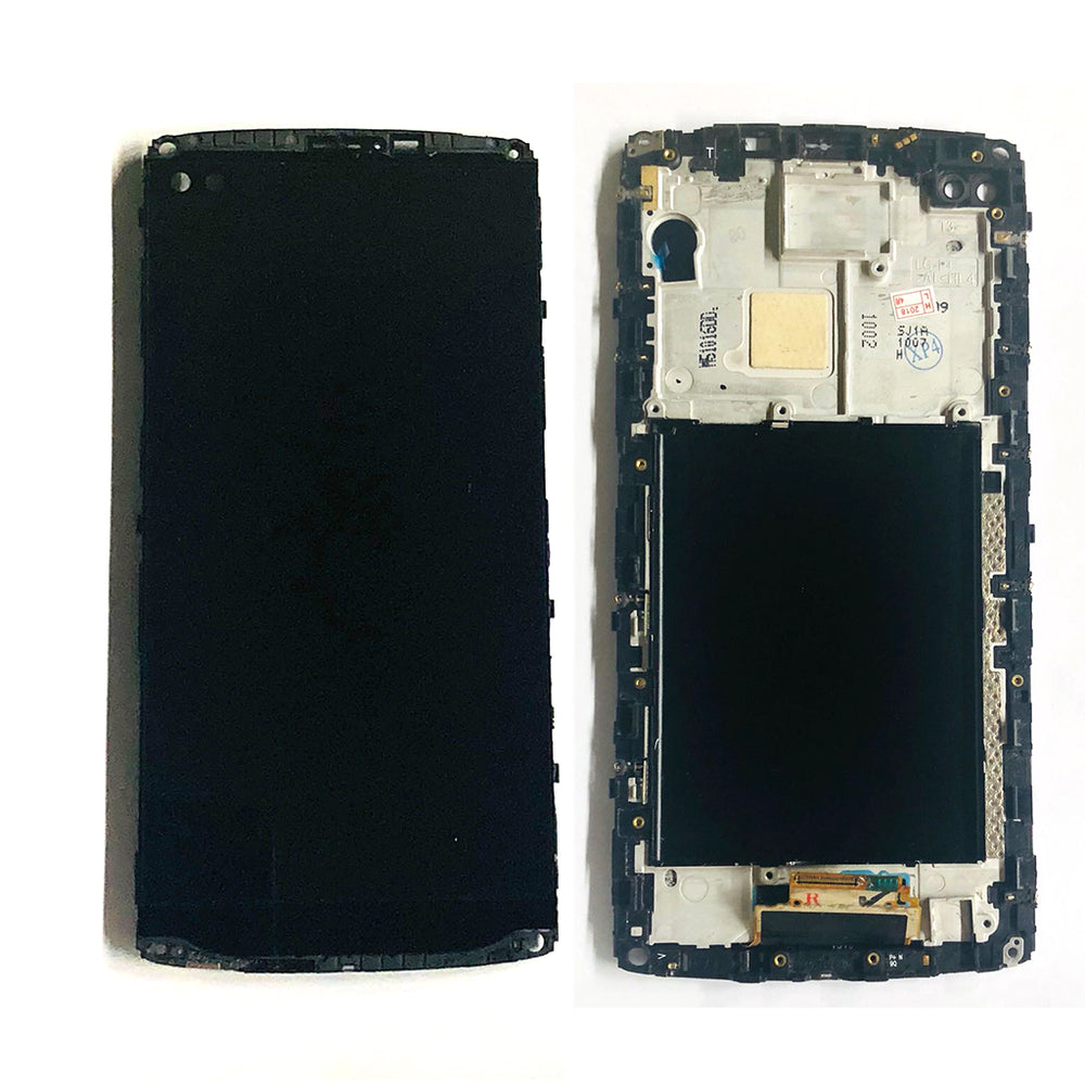 LCD Screen Touch Digitizer With Frame For LG V10