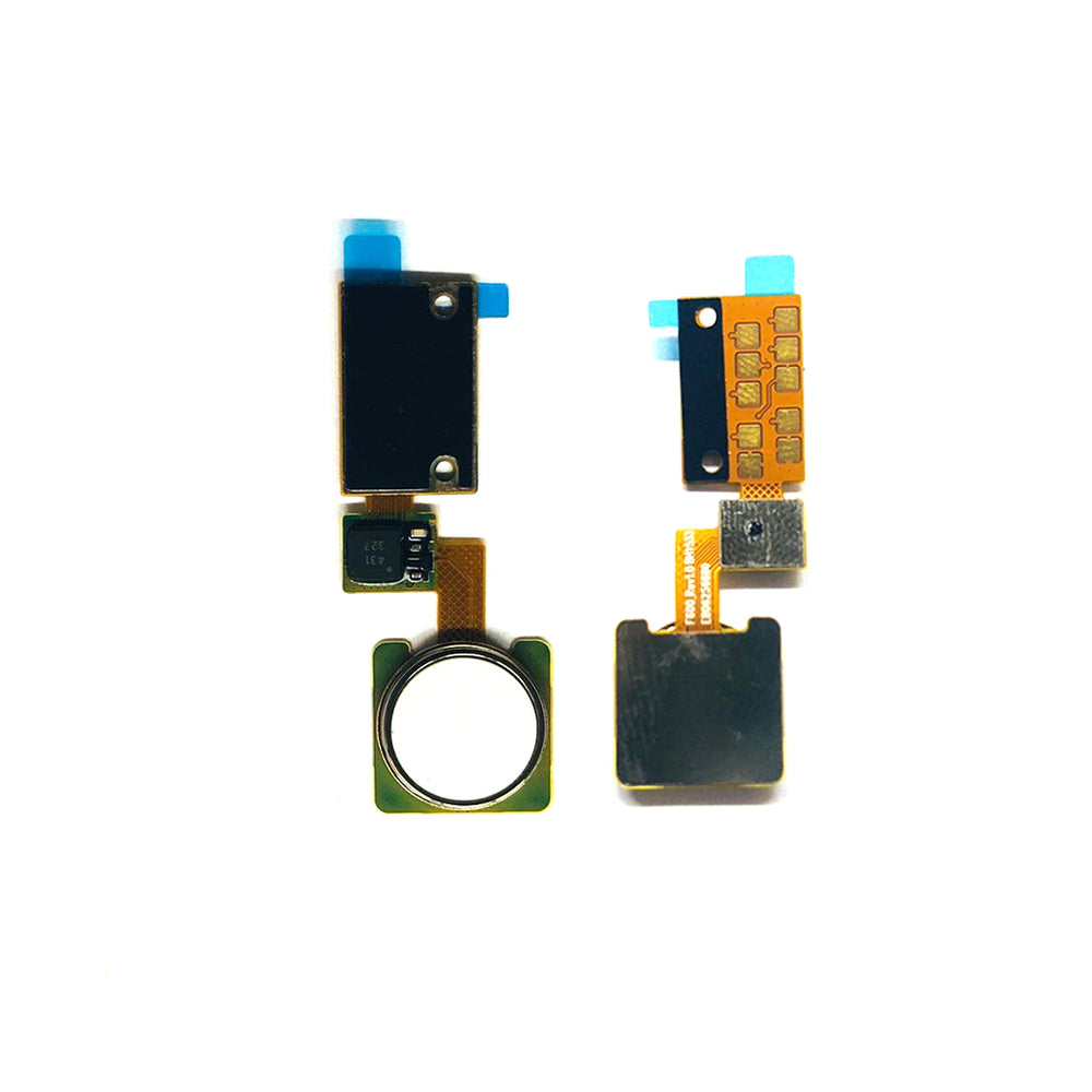 Finger Print Sensor Flex Cable For LG V10 (White)
