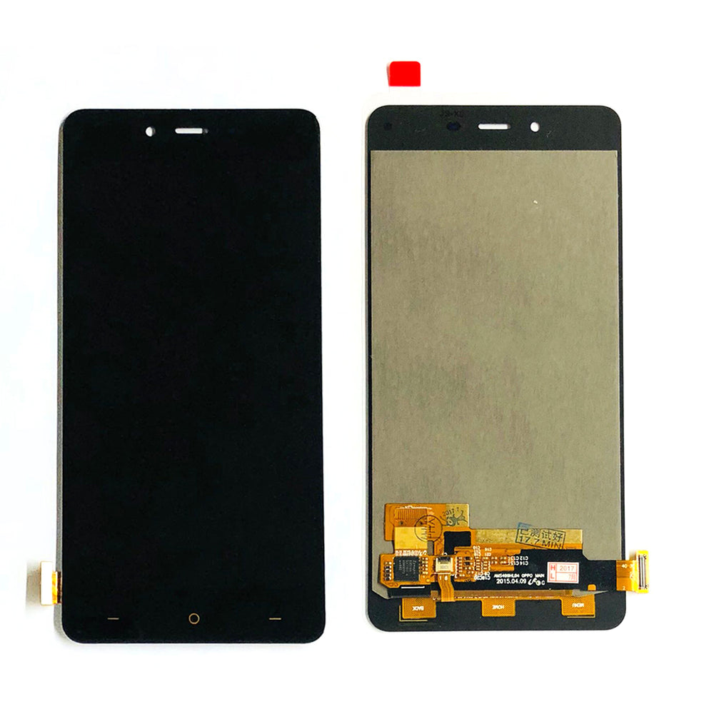 LCD Screen Touch Digitizer With Out Frame For OnePlus X (E1000) (Black)