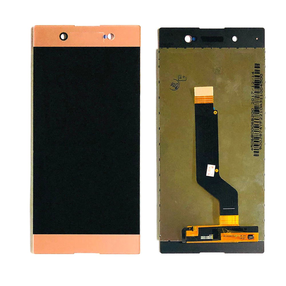 LCD Screen Touch Digitizer With Out Frame For Sony Xperia XA1 Ultra (G3223-26) (Rose Gold)