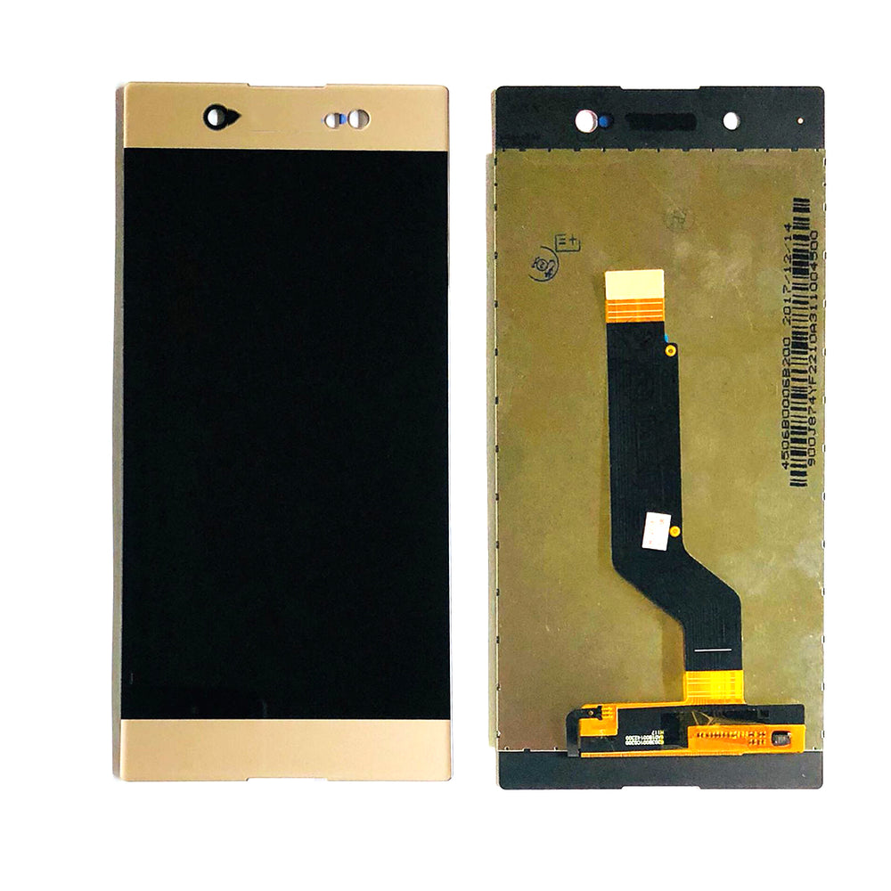 LCD Screen Touch Digitizer With Out Frame For Sony Xperia XA1 Ultra (G3223-26) (Gold)