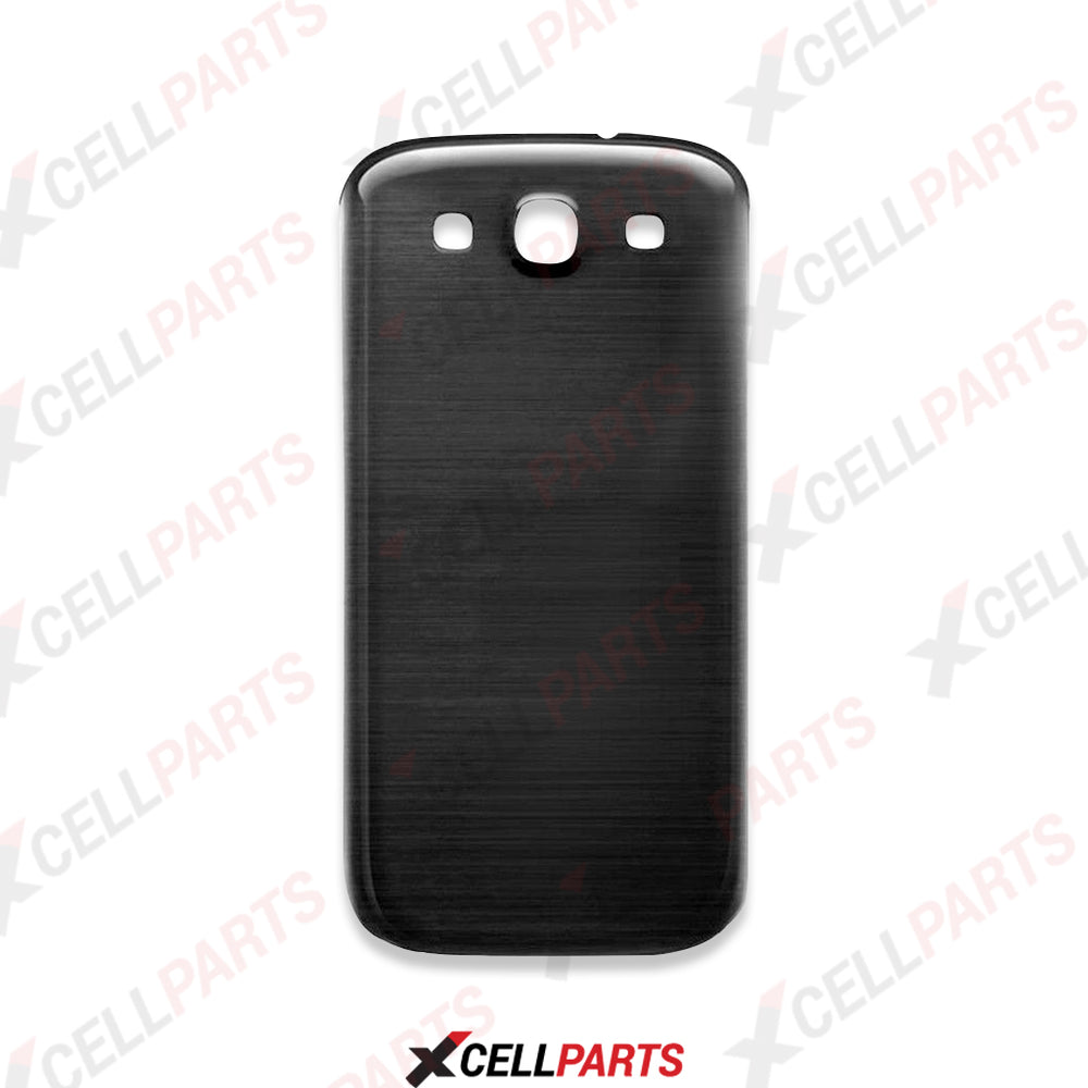 Back Door For Samsung Galaxy S3 (Black)