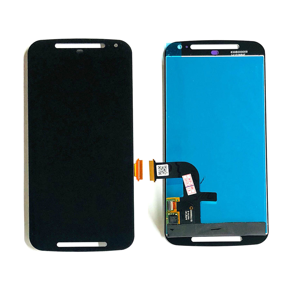 LCD Screen Touch Digitizer With Out Frame For Moto G2 (XT1063) (Black)