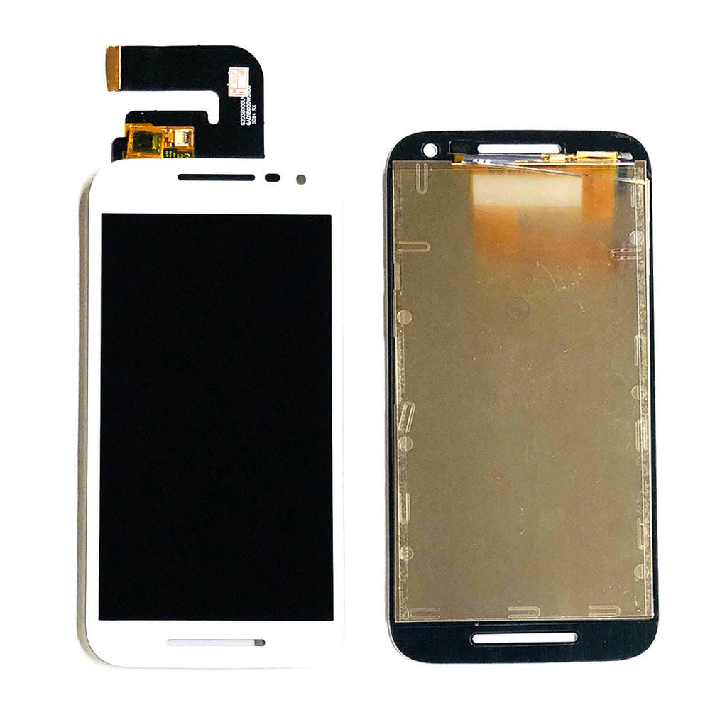 LCD Screen Touch Digitizer With Out Frame For Moto G3 (XT1540) (White)