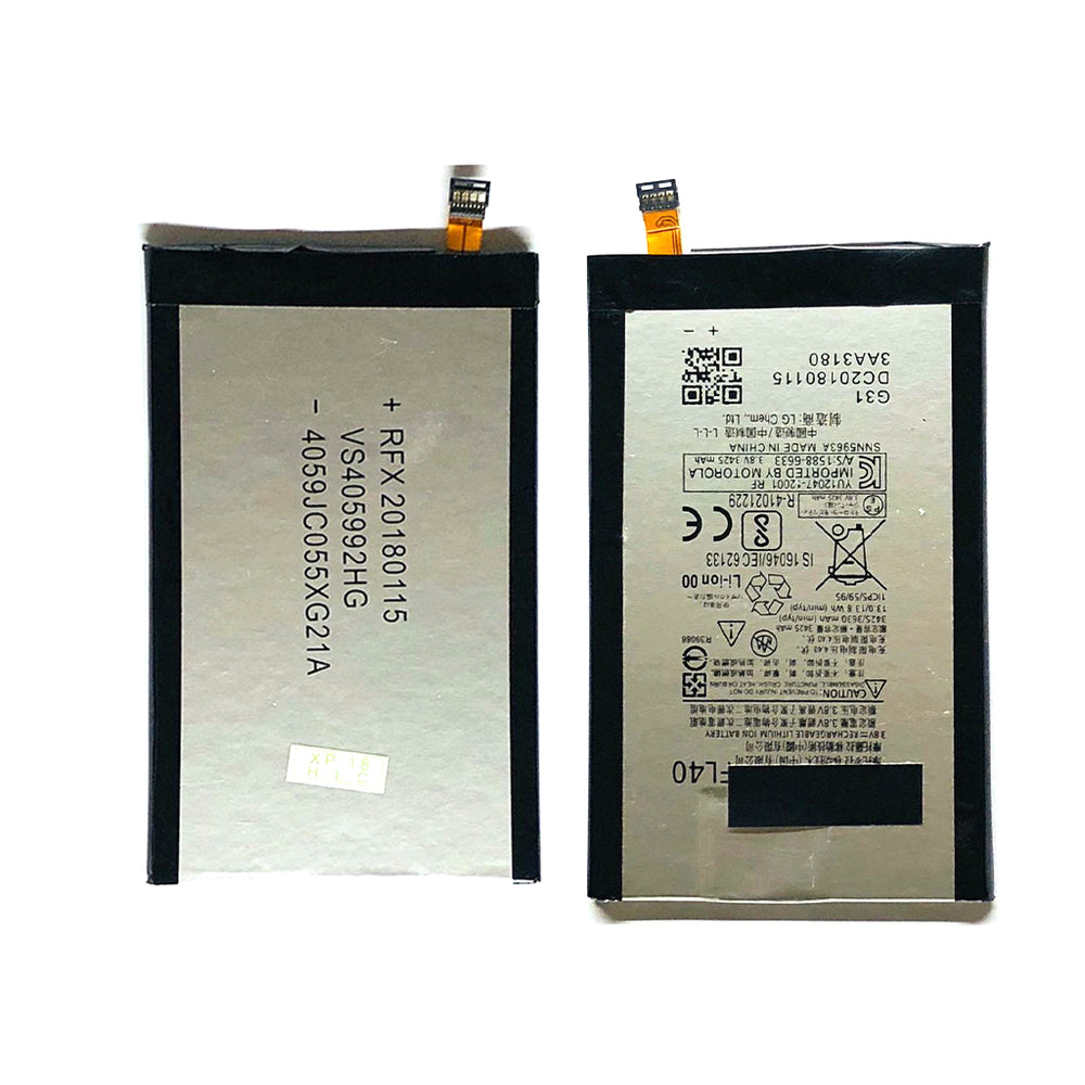 Replacement Battery For Motorola Max 2 (XT1565)