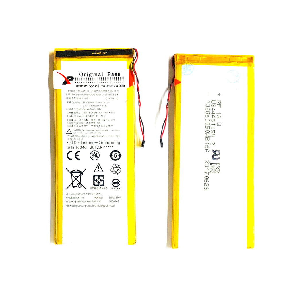 Replacement Battery For Moto G4 (XT1625)