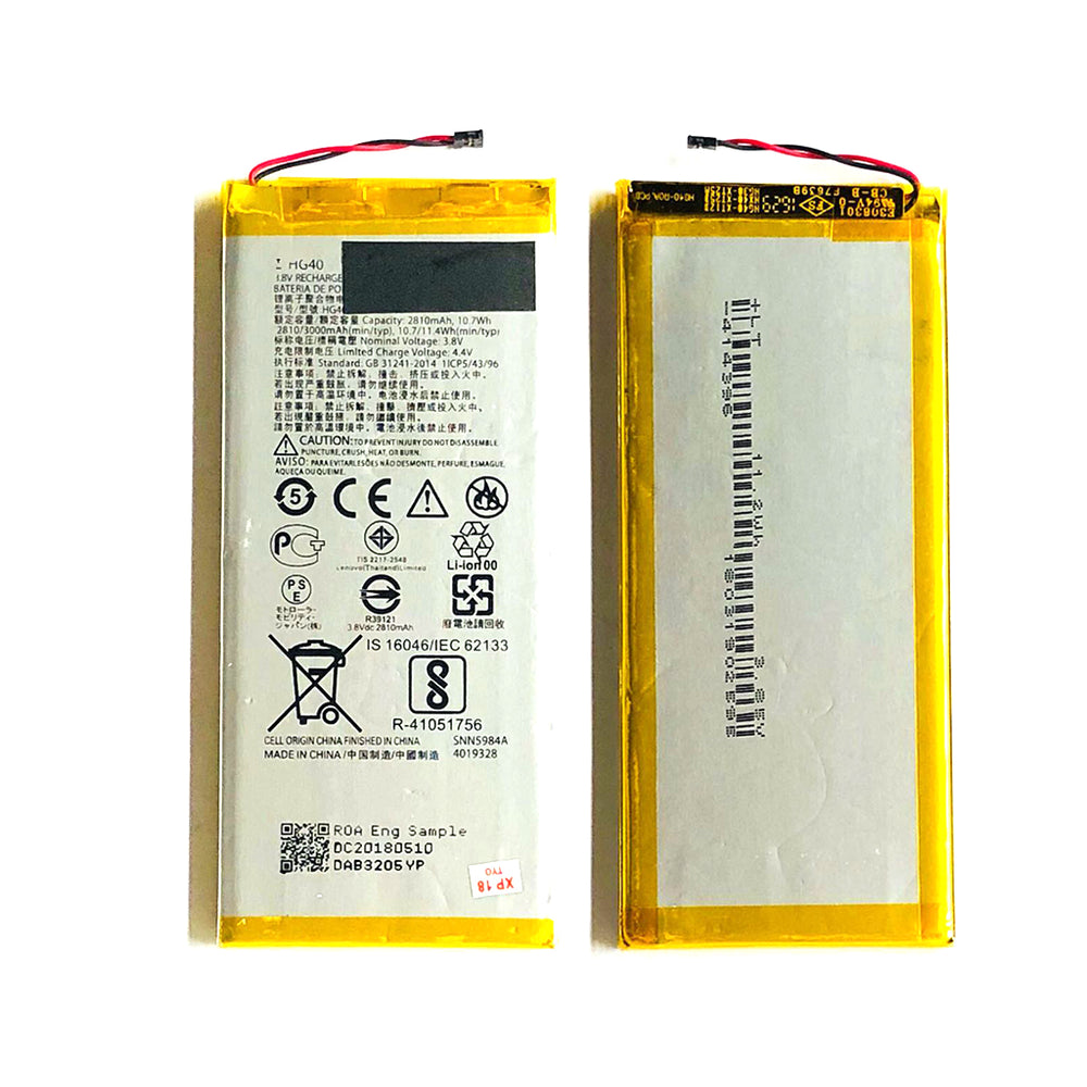 Replacement Battery For Moto G4 Plus (XT1643)