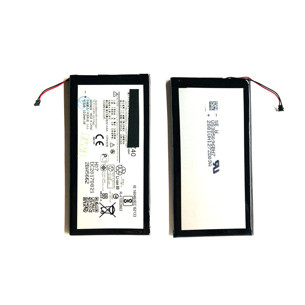 Replacement Battery For Moto Z2 Play (XT1710)