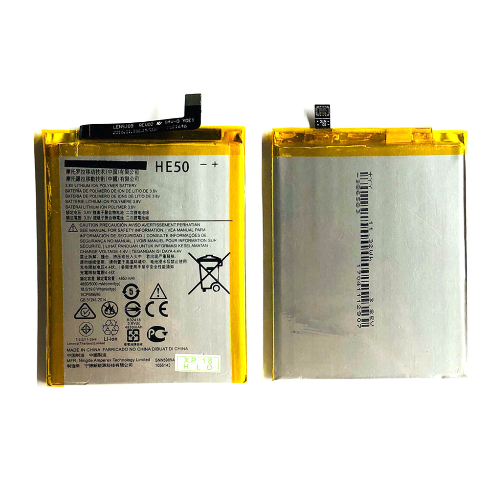 Replacement Battery For Moto E4 Plus (XT1774)