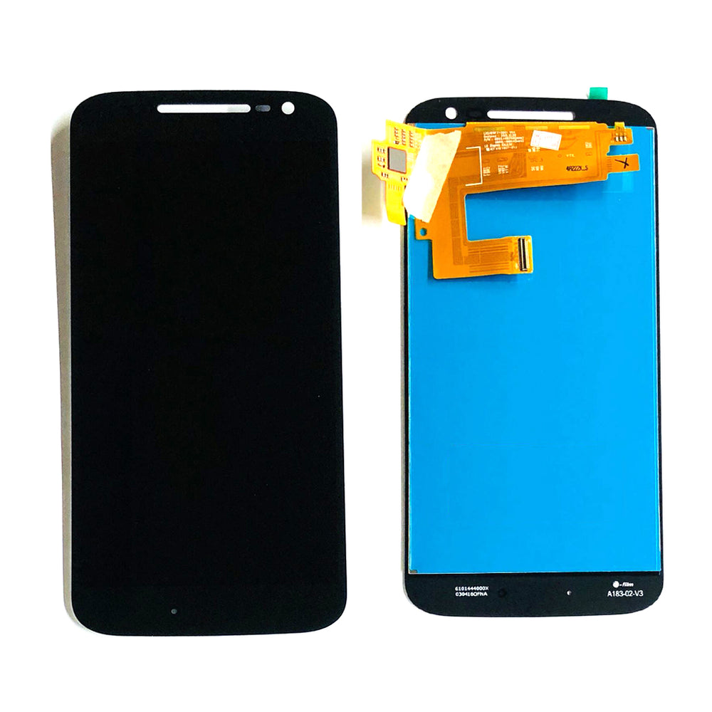 LCD Screen Touch Digitizer With Out Frame For Moto G4 (XT1625) (Black)