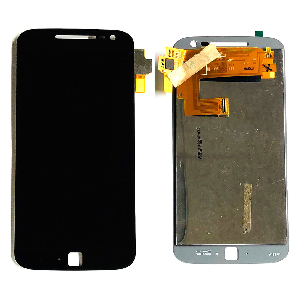 LCD Screen Touch Digitizer With Out Frame For Moto G4 Plus (XT1643) (Black)