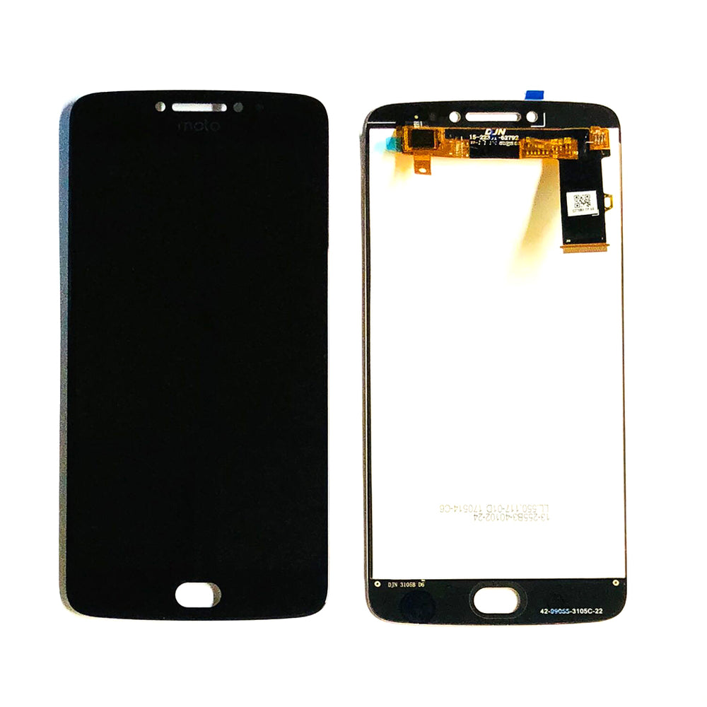 LCD Screen Touch Digitizer With Out Frame For Moto E4 Plus (XT1774) (Black)