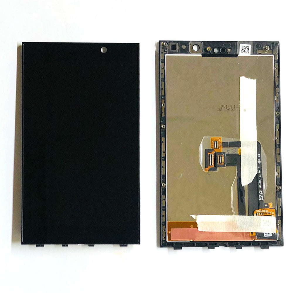 LCD Screen Touch Digitizer With Out Frame For Black Berry Z10