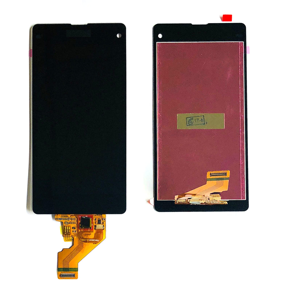 LCD Screen Touch Digitizer With Out Frame For Sony Xperia Z1 Mini Compact (D5503) (Black)