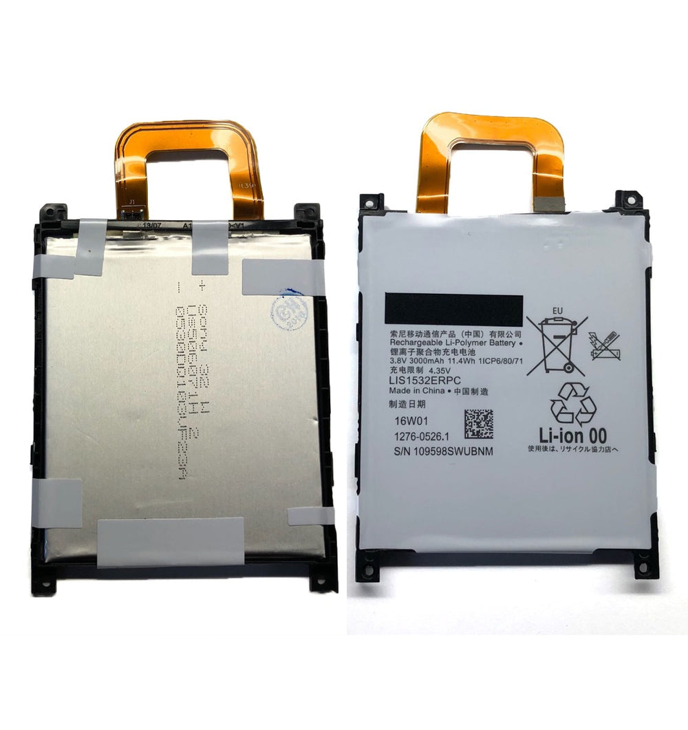 Battery For Sony Xperia Z1s