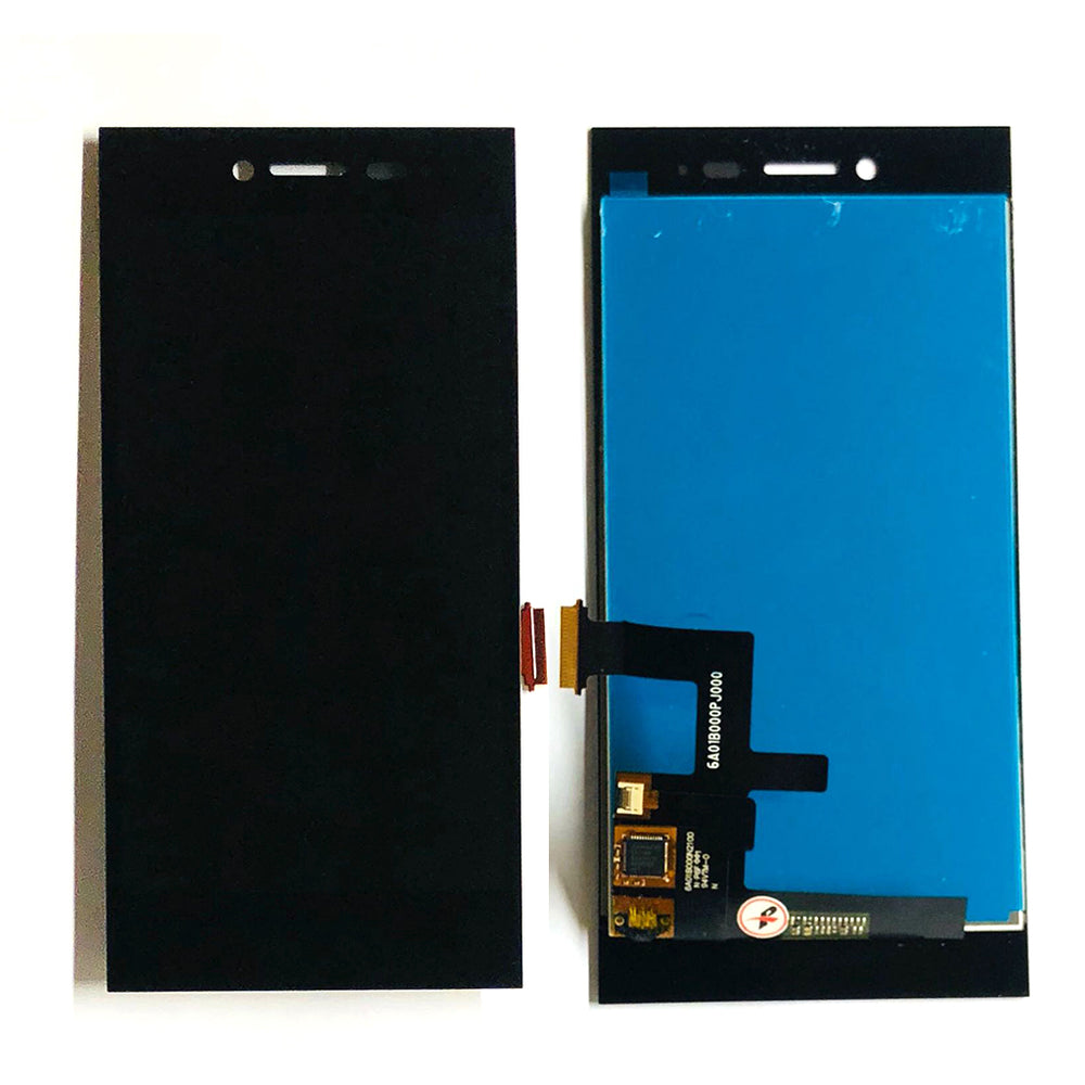 LCD Screen Touch Digitizer With Out Frame For Black Berry Z20 (Black)