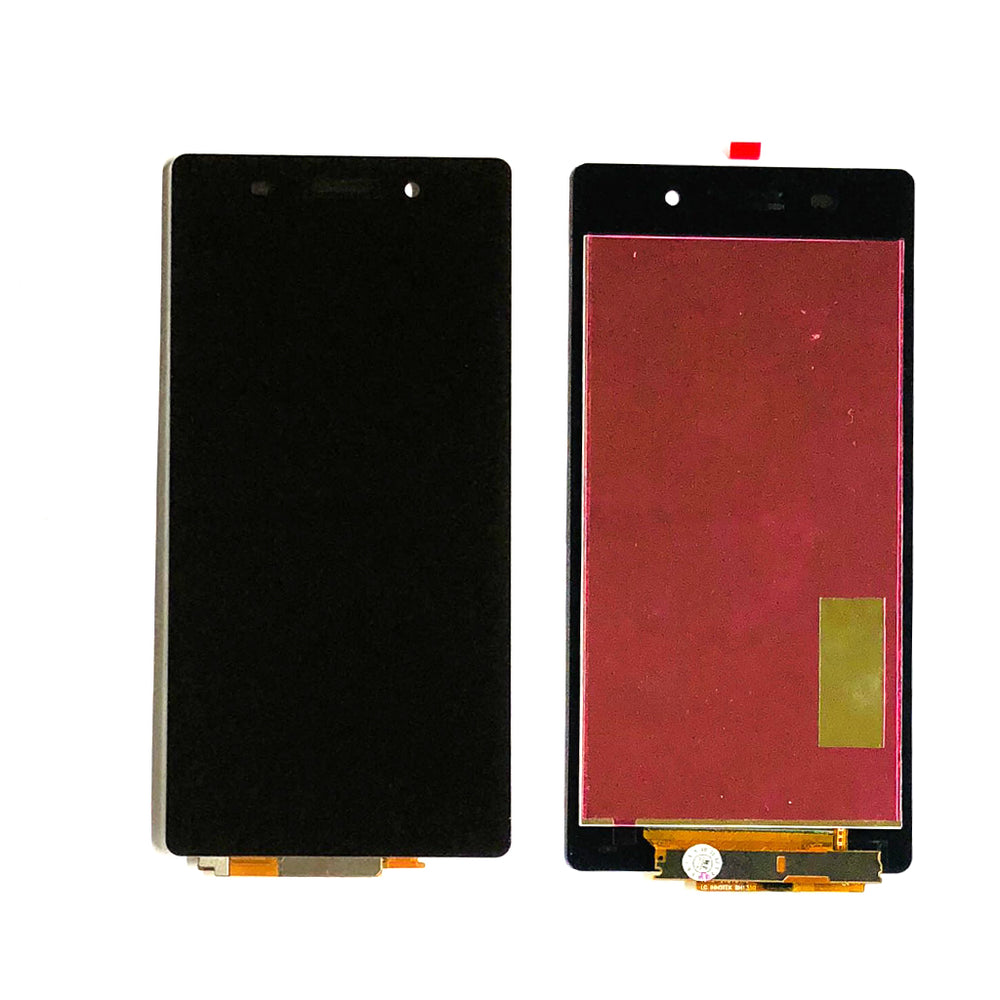 LCD Screen Touch Digitizer With Out Frame For Sony Xperia Z2 (D6502-03-43) (Black)