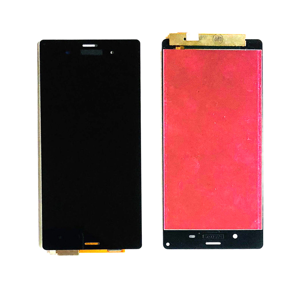 LCD Screen Touch Digitizer With Out Frame For Sony Xperia Z3 (D6603-43-53) (Black)