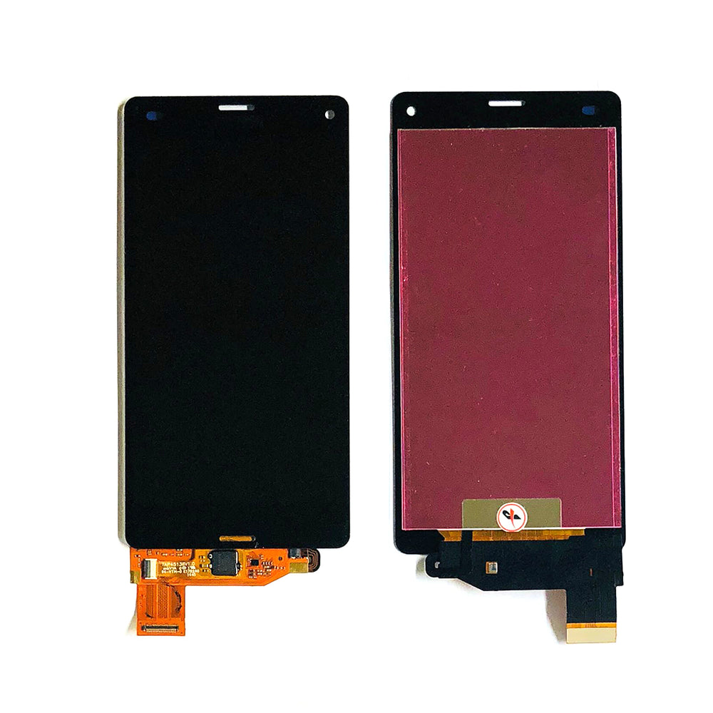 LCD Screen Touch Digitizer With Out Frame For Sony Xperia Z3 Compact Mini (D5803-33) (Black)