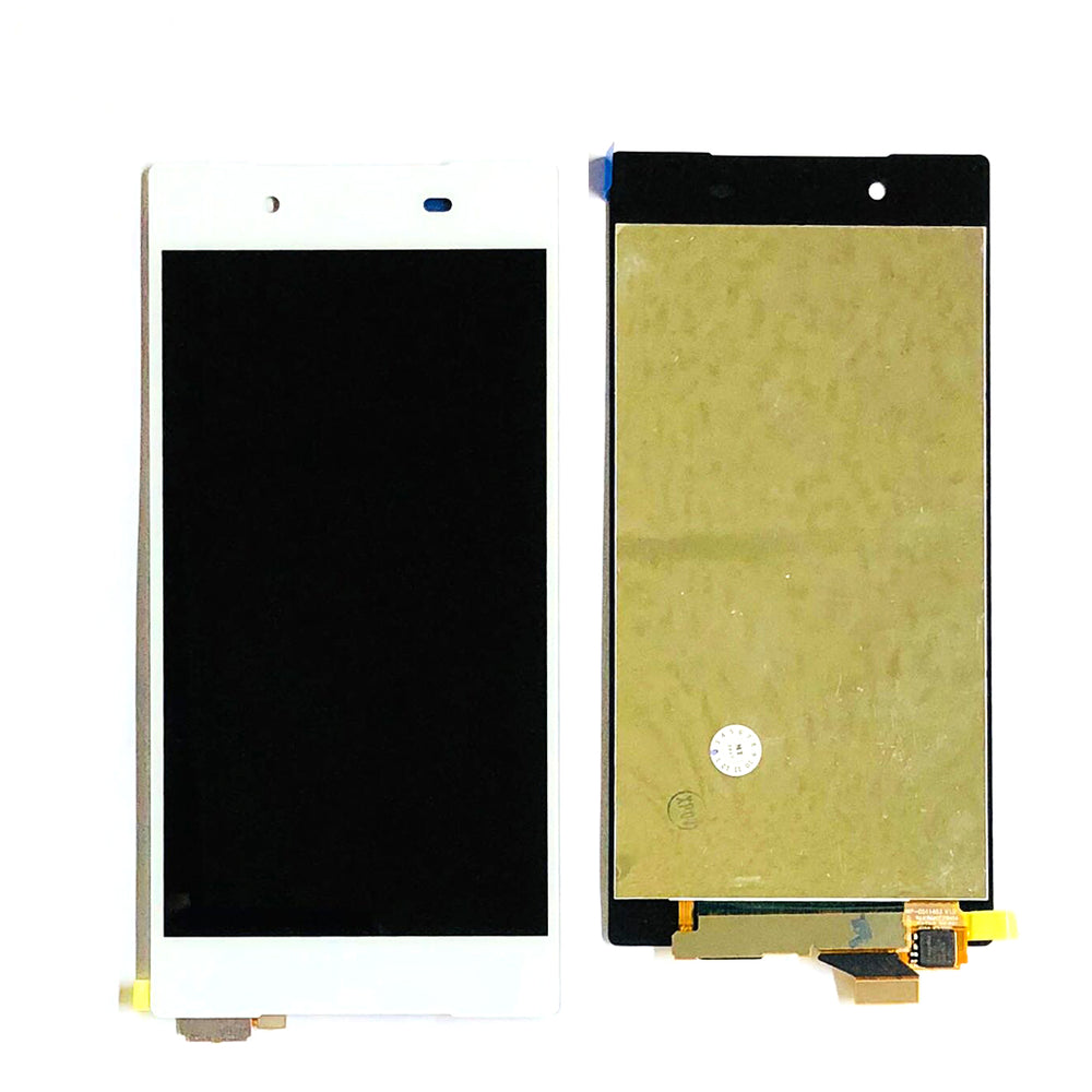 LCD Screen Touch Digitizer With Out Frame For Sony Xperia Z5 (E6653-83) (White)