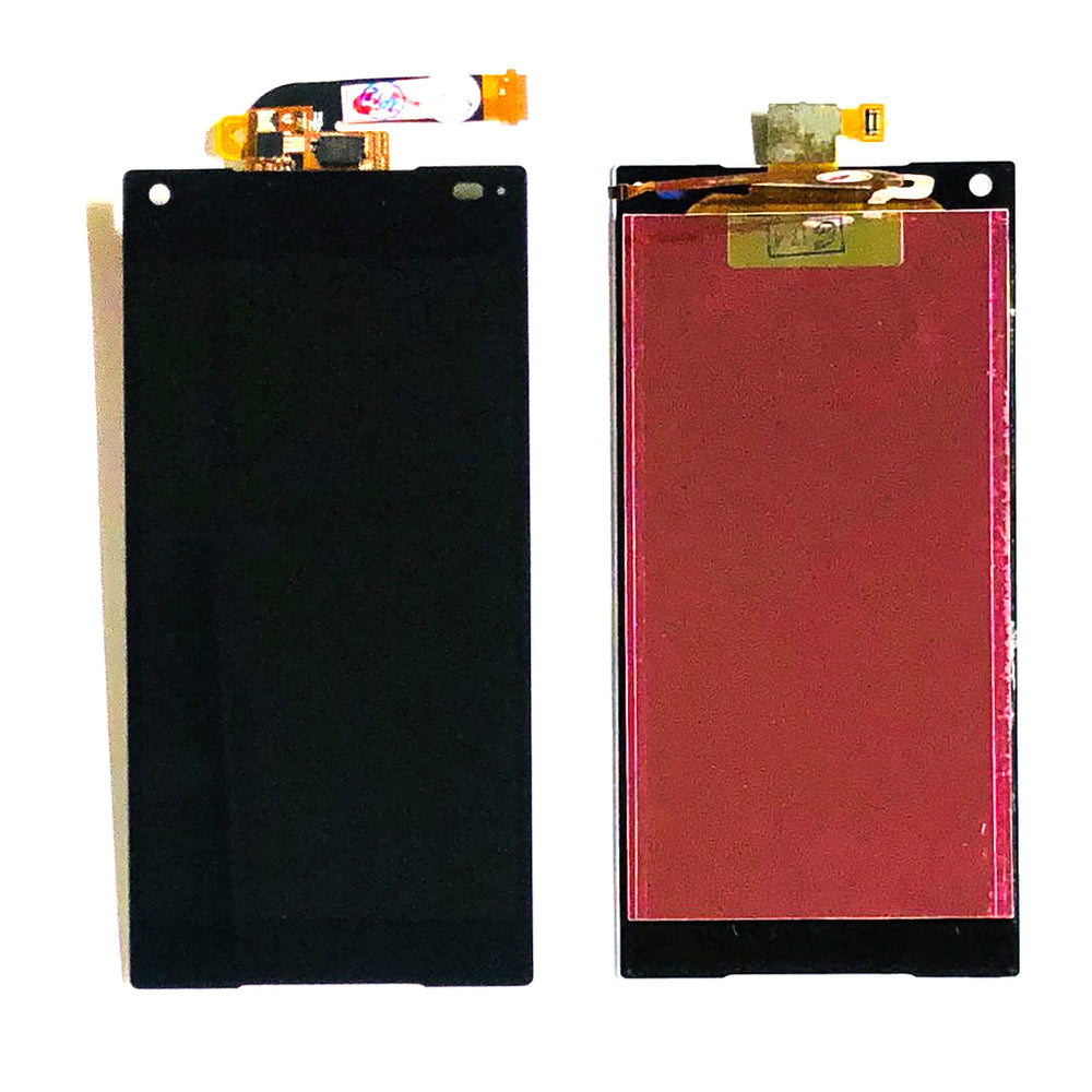 LCD Screen Touch Digitizer With Out Frame For Sony Xperia Z5 Compact Mini (E5803-23) (Black)