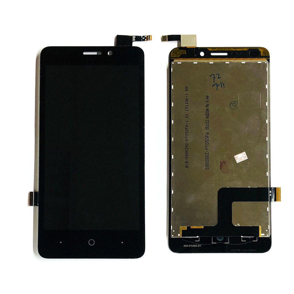 LCD Screen Touch Digitizer With Out Frame For ZTE Prestige (N9132) (Black)