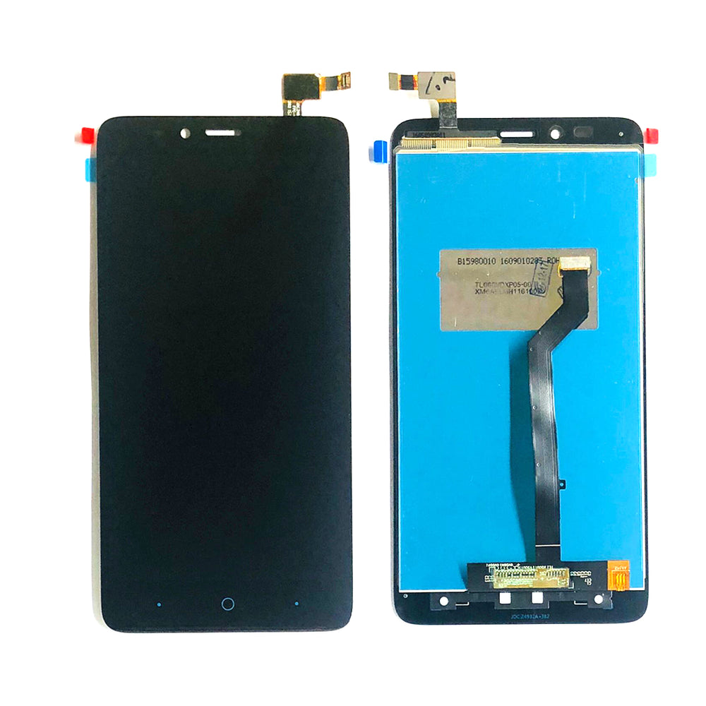 LCD Screen Touch Digitizer With out Frame For ZTE Imperial Max (Z963)
