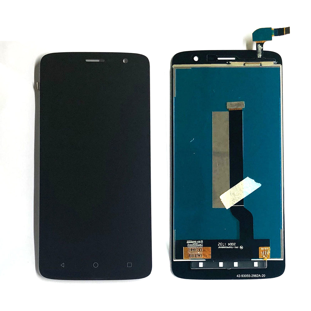 LCD Screen Touch Digitizer With Out Frame For ZTE Blade Spark (Z971)