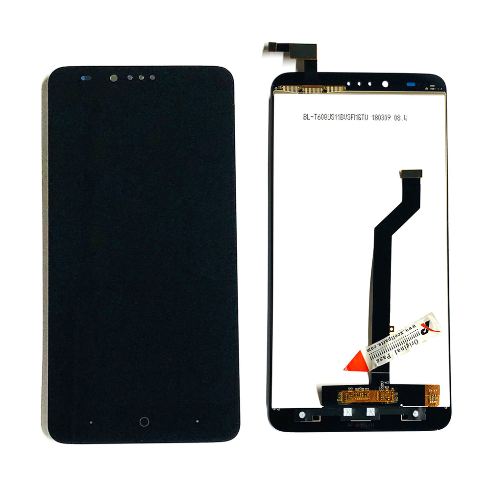 LCD Screen Touch Digitizer With Out Frame For ZTE X Max Pro (Z981)