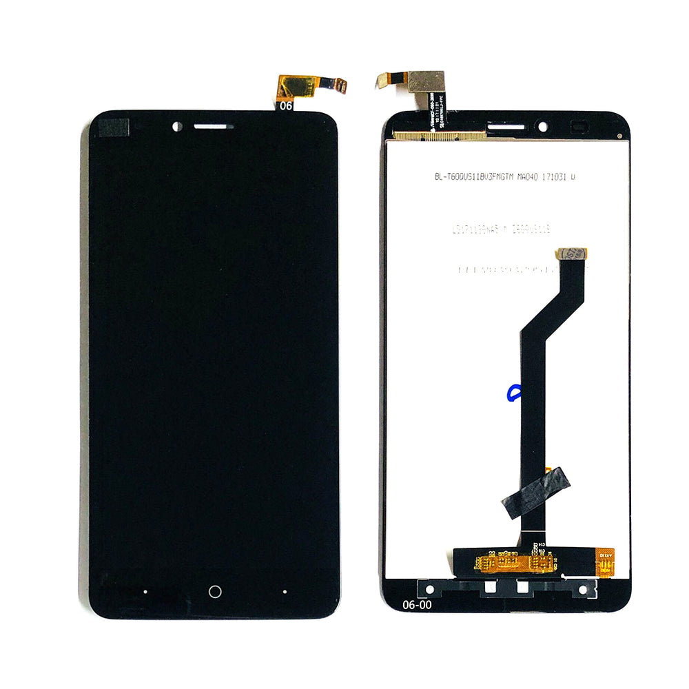 LCD Screen Touch Digitizer With Out Frame For ZTE Blade X Max (Z983)