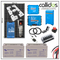 320 watt Mono Qcells Panel, Victron 2000 VA muiltplus Inverter/Charger, 100/20 Smart MPPT, Smart BMV, 220Ah AGM Smart DC/DC Charger Cable, Solar Mounting, Isolators, Fused busbar, Cable Gland. Kit 57