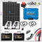 640 watt panel, 240 Ah Leoch of Leisure battery & Smart MPPT, Cable, Mounting & Gland kit 5