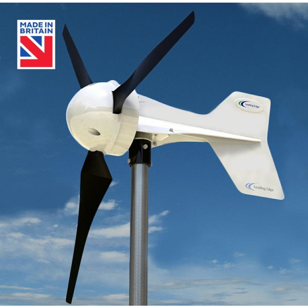 LE-300 Wind Turbine (Standard) 12/24/48V Rugged & reliable small wind turbine