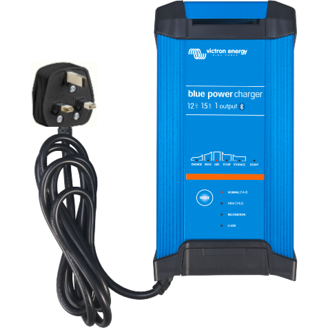 Blue Smart IP22 Charger 12/20(3) 230V UK