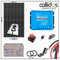 Qcell 330 watt panel, 110 Ah AGM battery & Smart MPPT, Cable, Mounting & Gland Kit 1